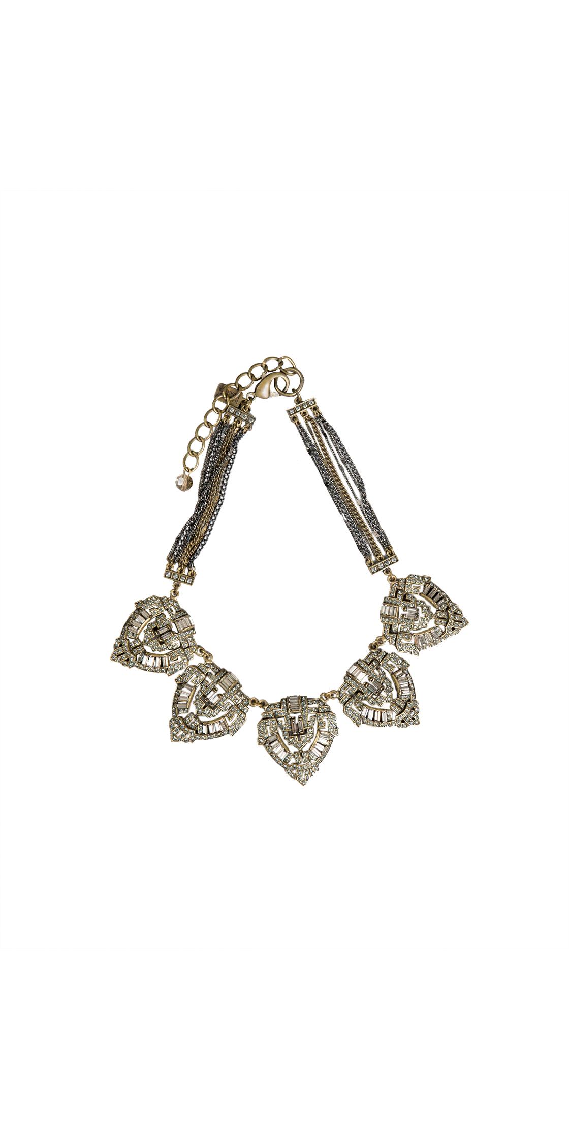 99e5b65e62fbc8 Rent BADGLEY MISCHKA Embellished Necklace in Dubai - Designer 24