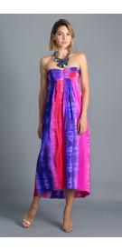 Amanda Uprichard Multicolor Midi