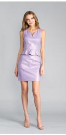 Laundry Peplum Mini Dress