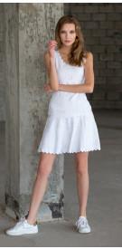 Alberto Makali Sleeveless A-Line Dress