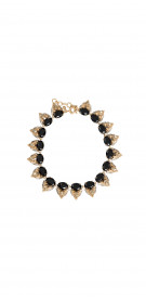 Jcrew Crystal Beads Necklace