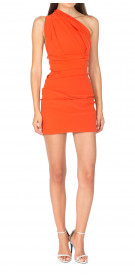 Preen by Thornton Bregazzi One Shoulder Mini Dress