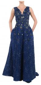 Aden Starburst Gown