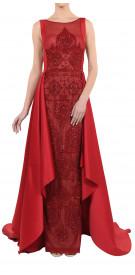 Rayane Bacha Embellished Gown