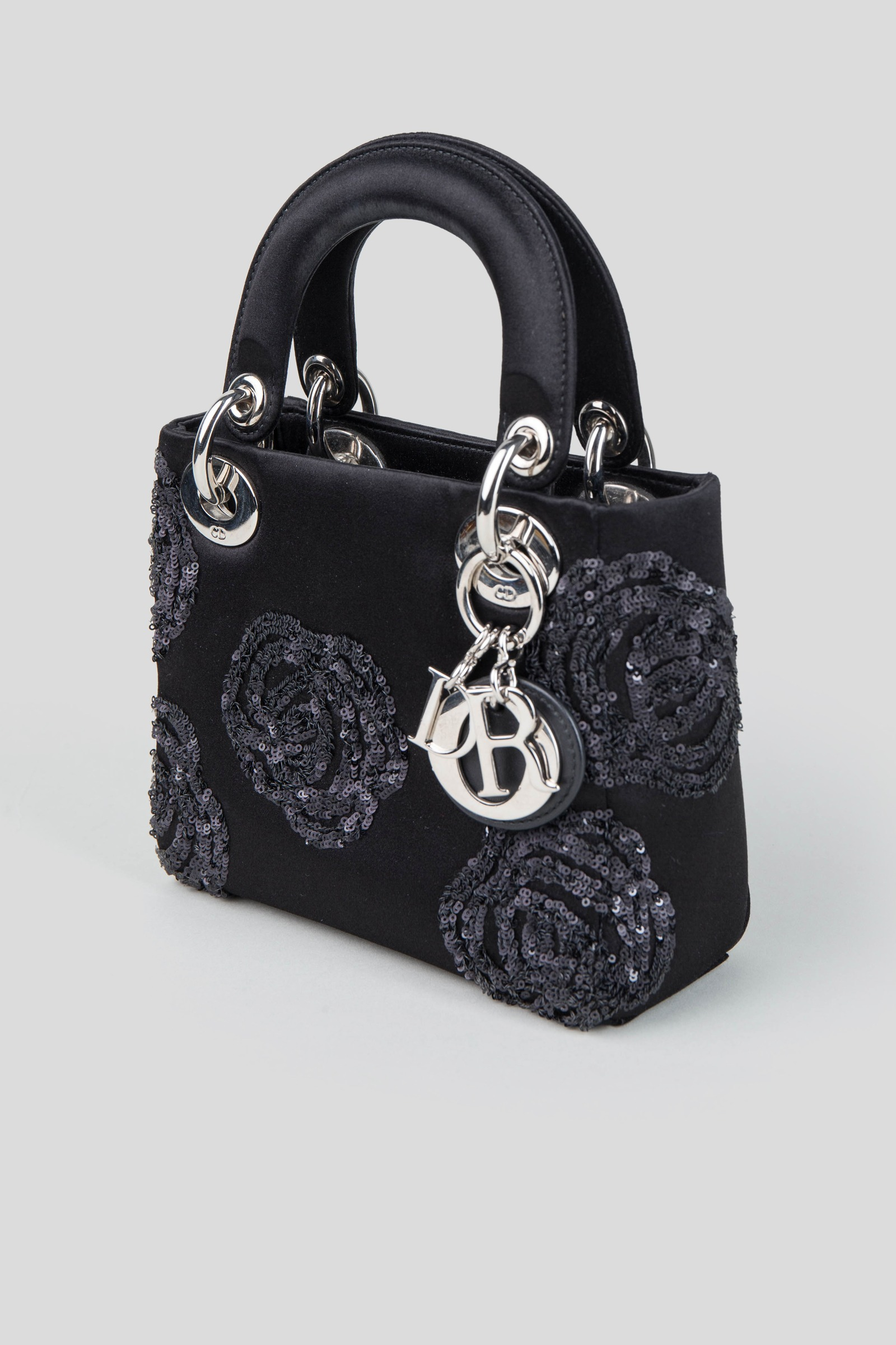 23877f9b6b5847 Rent CHRISTIAN DIOR Embellished Mini Satchel Bag in Dubai - Designer 24