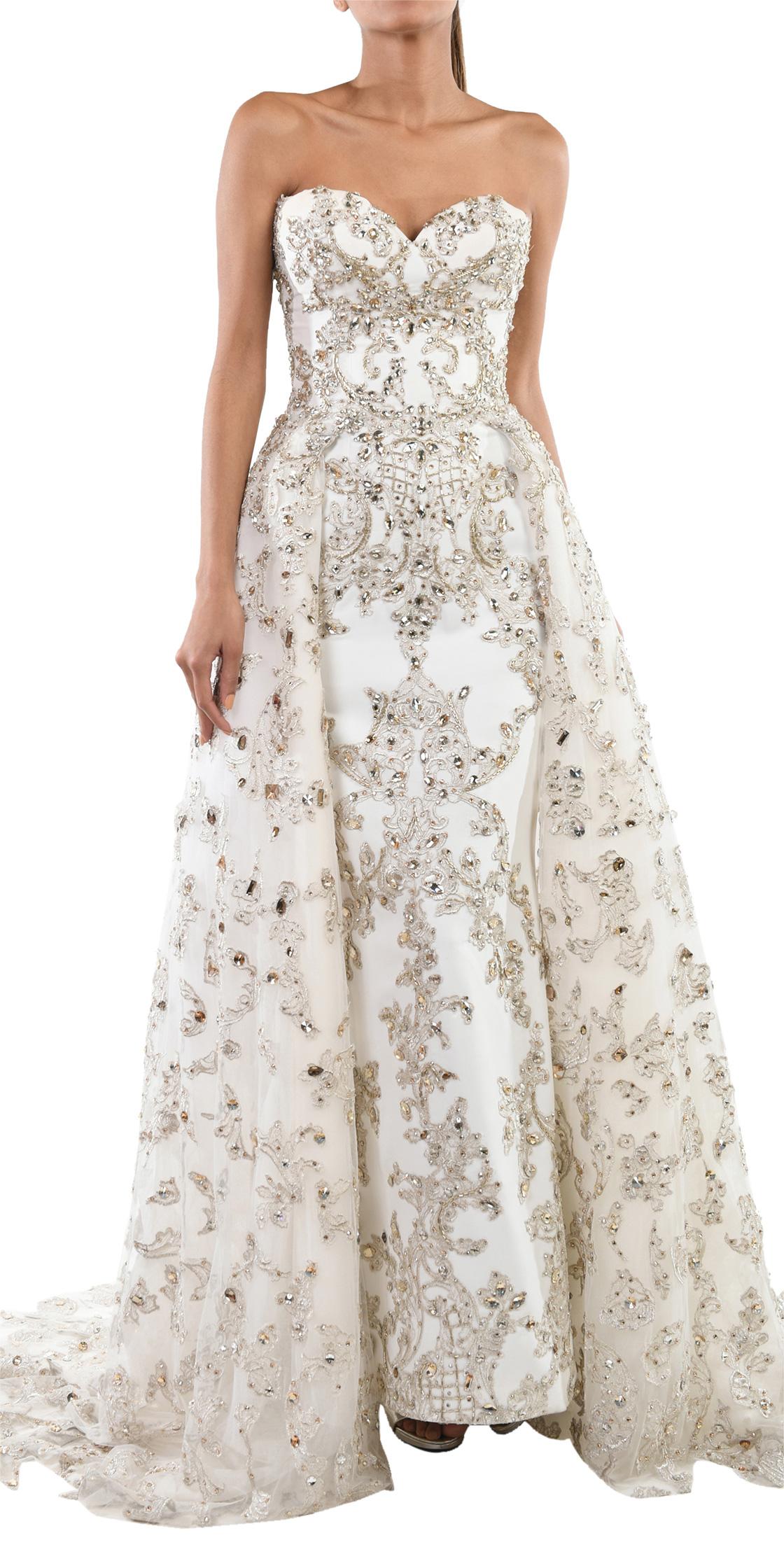 36fbcec1fdd9 Rent ADEN Overskirt Tulle Gown in Lebanon - Designer 24