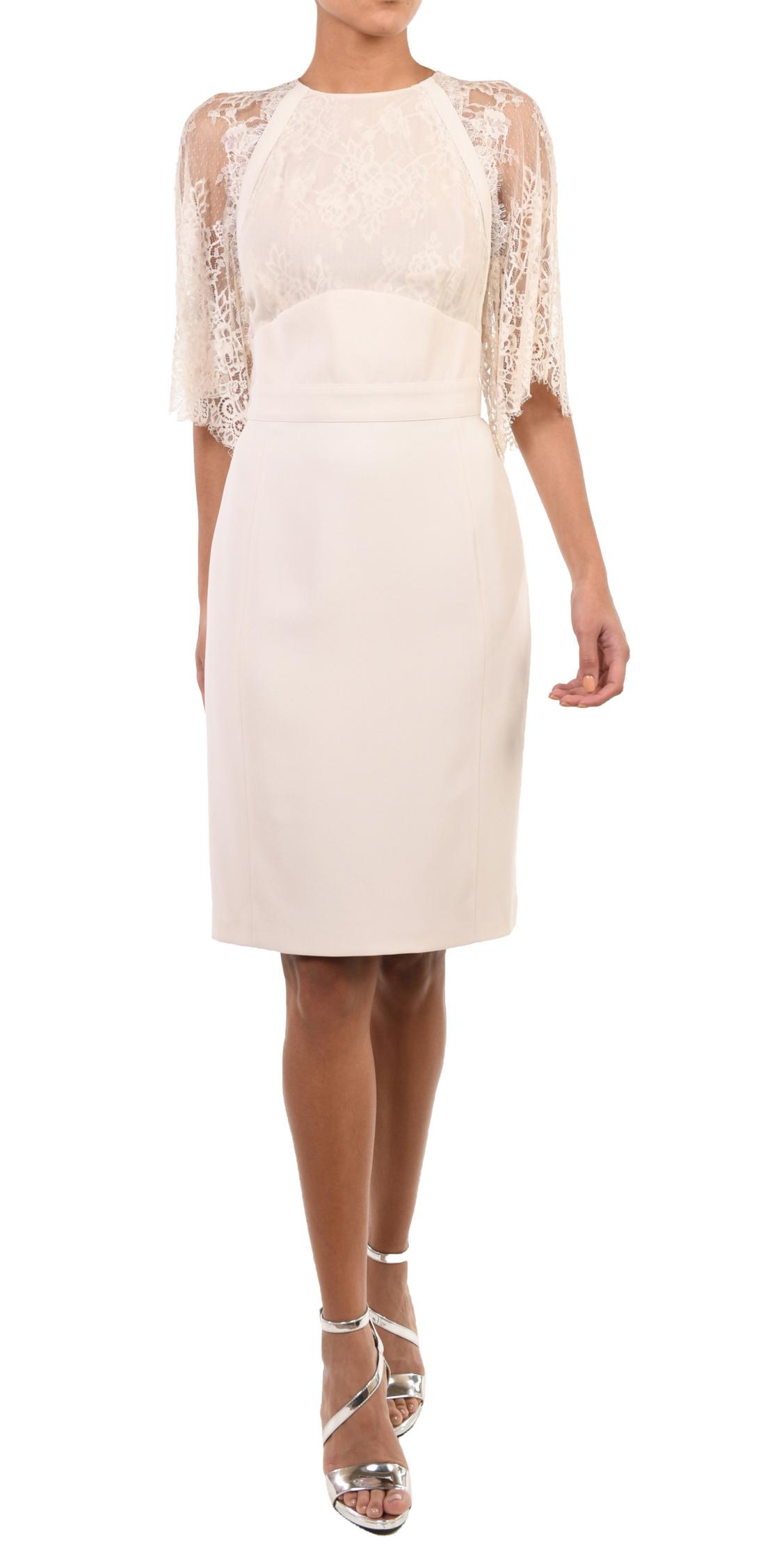 a2693239285 Rent ELIE SAAB Knee-length Lace Dress in Lebanon - Designer 24