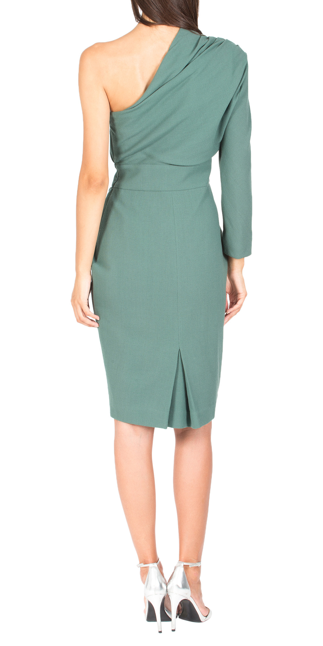Rent ELIE SAAB Asymmetric Draped Dress in Dubai - Designer 24