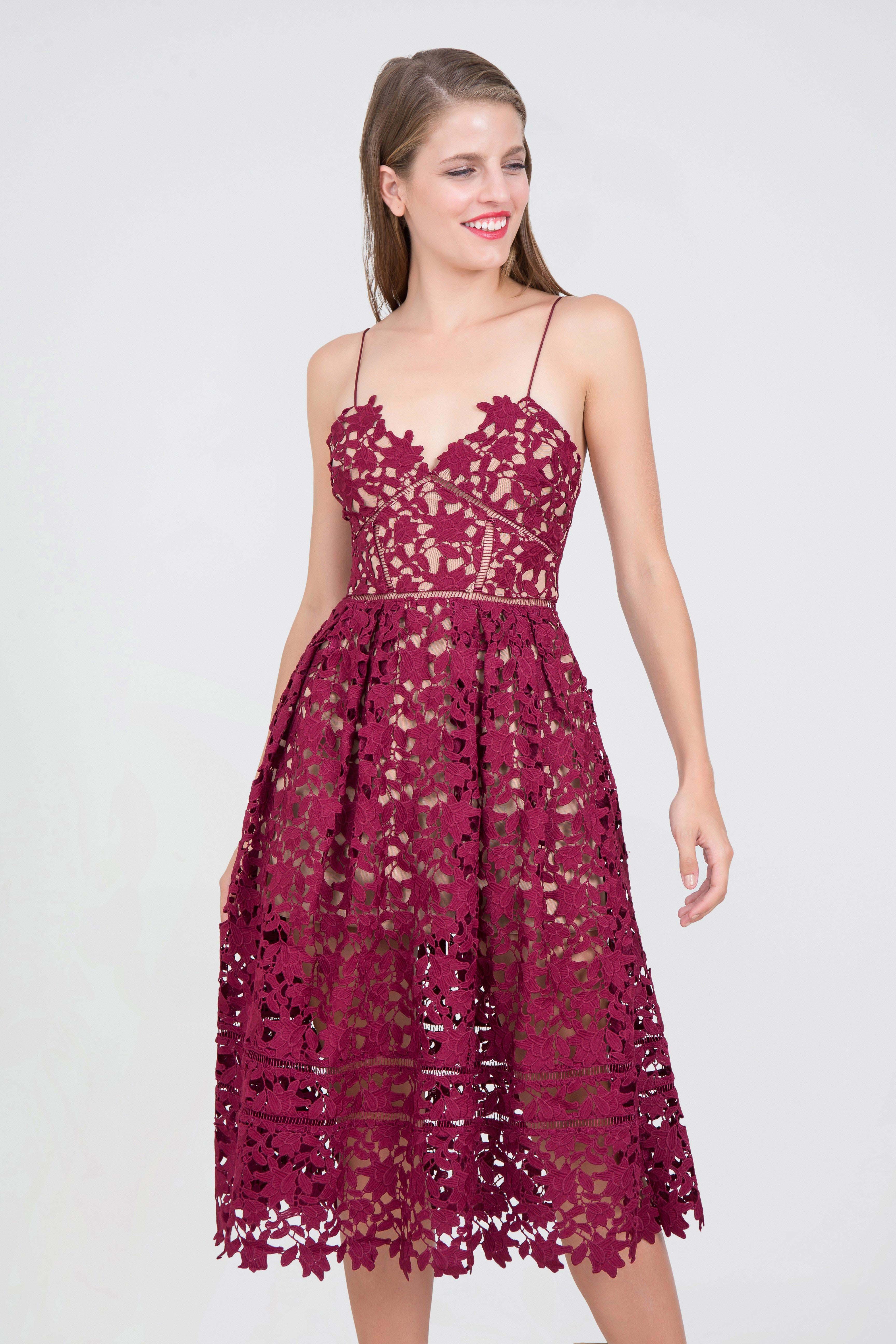 7c72db034c9c Rent SELF-PORTRAIT Azalea Dress in Dubai - Designer 24