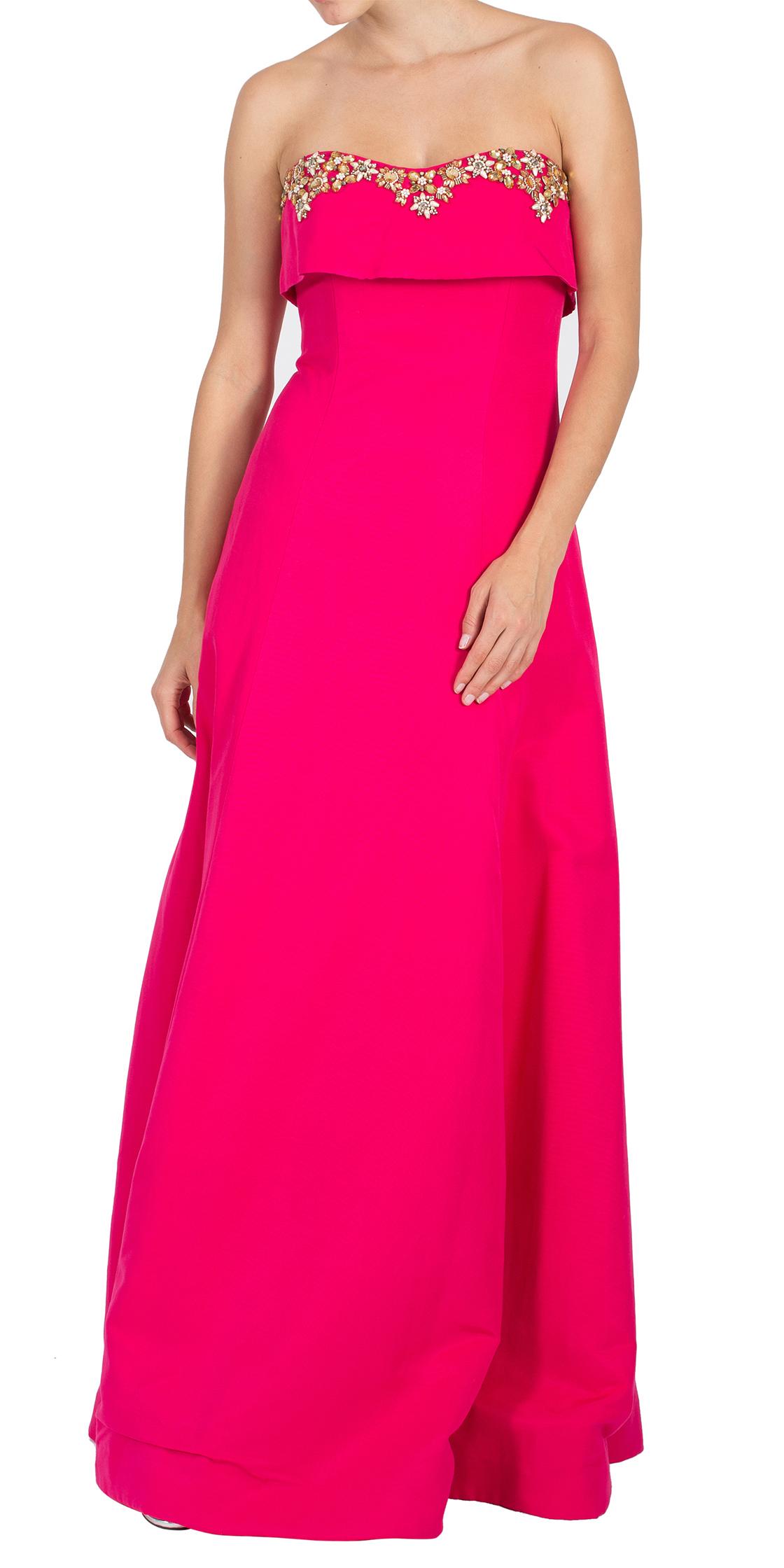 a9eddfa7 Rent MARCHESA NOTTE Strapless Embellished Gown in Dubai - Designer 24