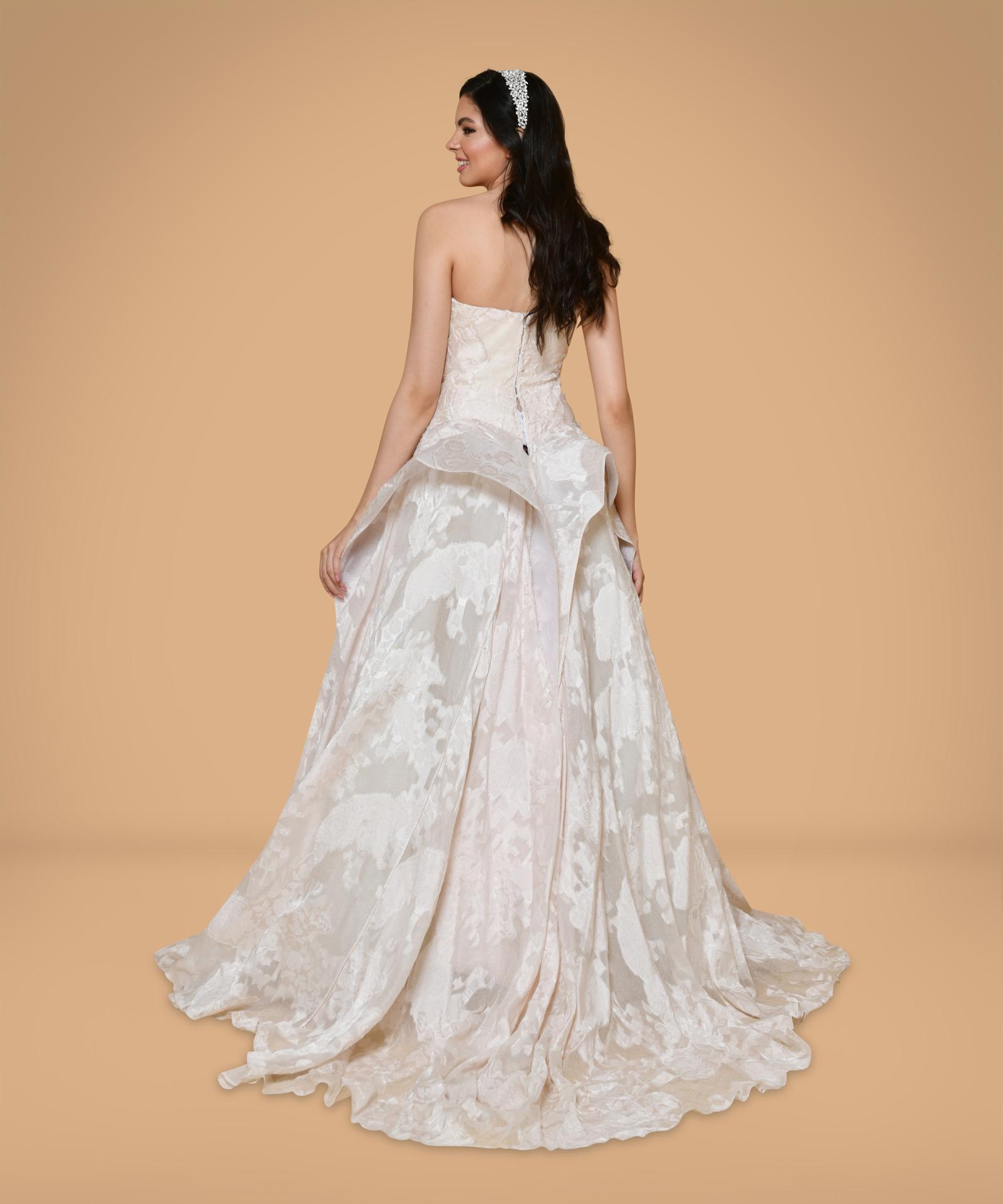 Designer Wedding Gown Rental: Dress 1